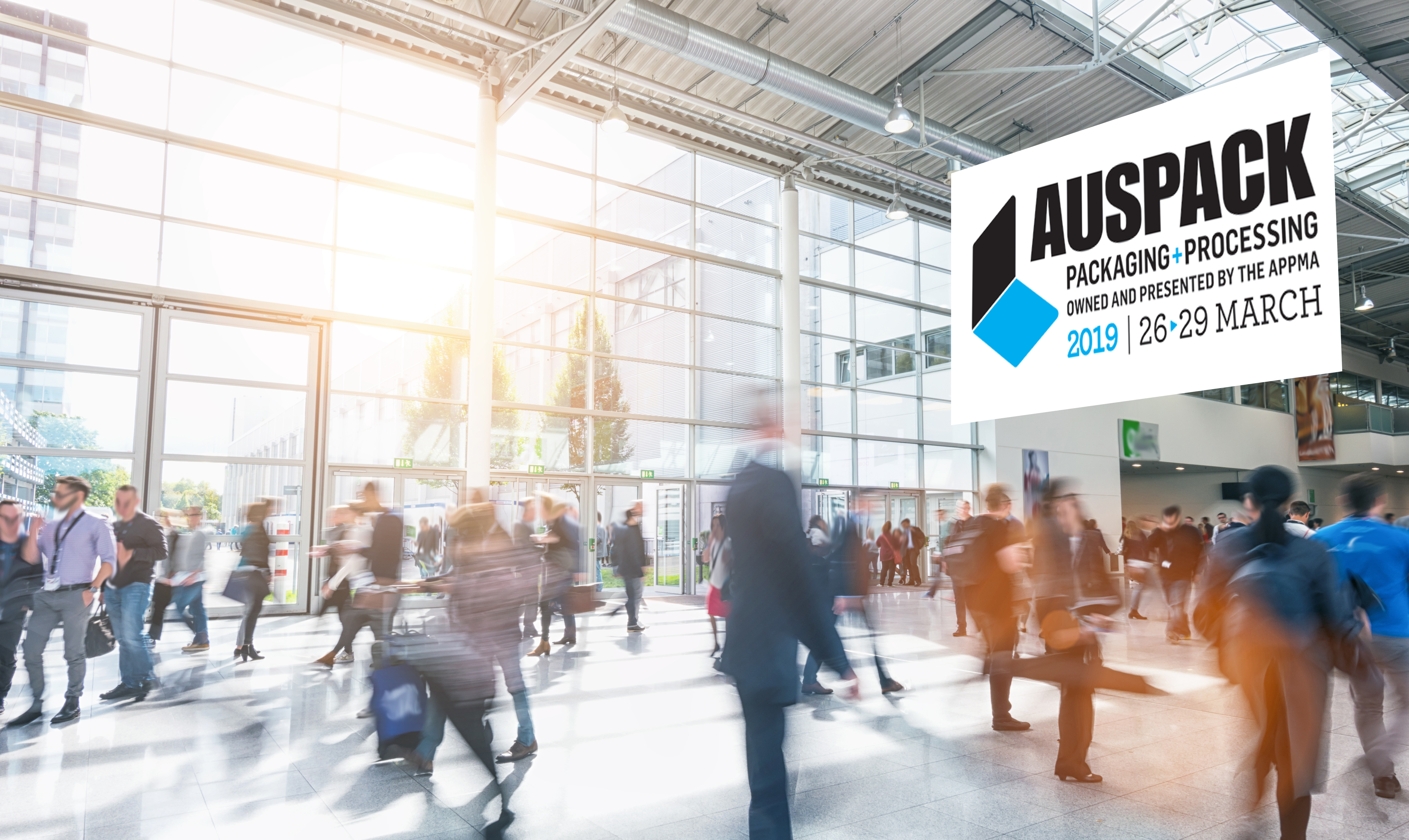 CT Pack at Auspack 2019 in Melbourne